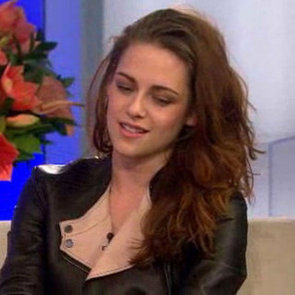 Kristen Stewart Addresses Robert Pattinson Relationship