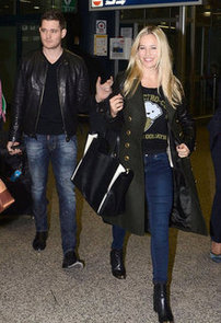 Michael-Bublé-his-wife-Luisana-Lopilato-arrived-Rome