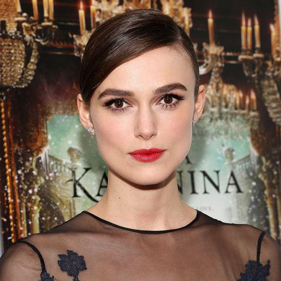 Get Keira Knightley's Eyelashes Using Chanel Mascara