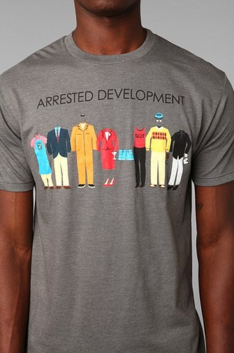 Arrested Development Tee ($24)