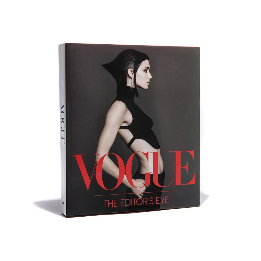 It's my mission in life to have a bookcase filled with beautiful fashion and art books, and the newly released Vogue: The Editor's Eye ($75) may kick off my collection. I can just get lost flipping through its pages.  — Robert Khederian, fashion editorial assistant