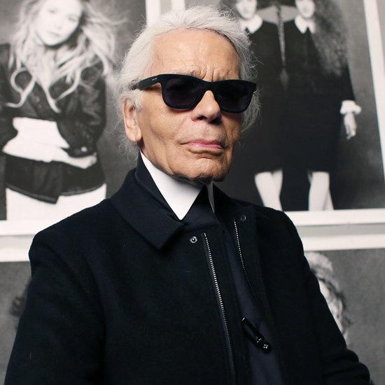 Karl Lagerfeld on Nicolas Ghesquière's Life After Balenciaga