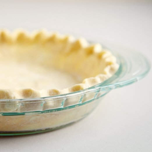 How to Crimp Pie Crust