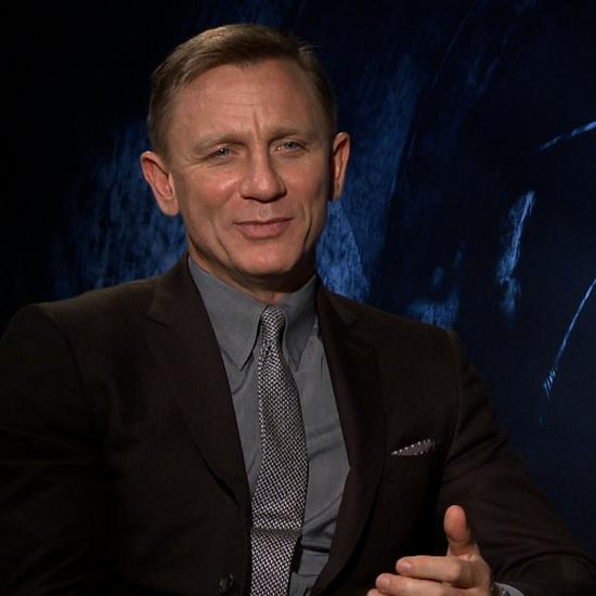 Daniel Craig Skyfall Interview on Javier Bardem (Video)