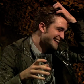 Robert Pattinson on Jimmy Fallon (Video)