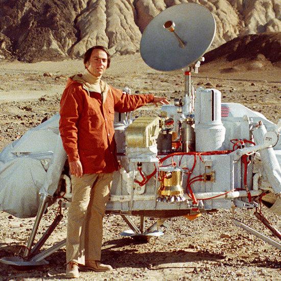 Carl Sagan Voyager Video