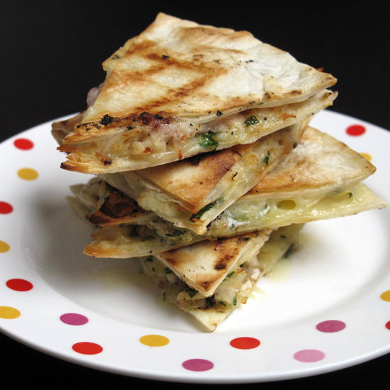 Turkey Quesadilla Recipe | POPSUGAR Food