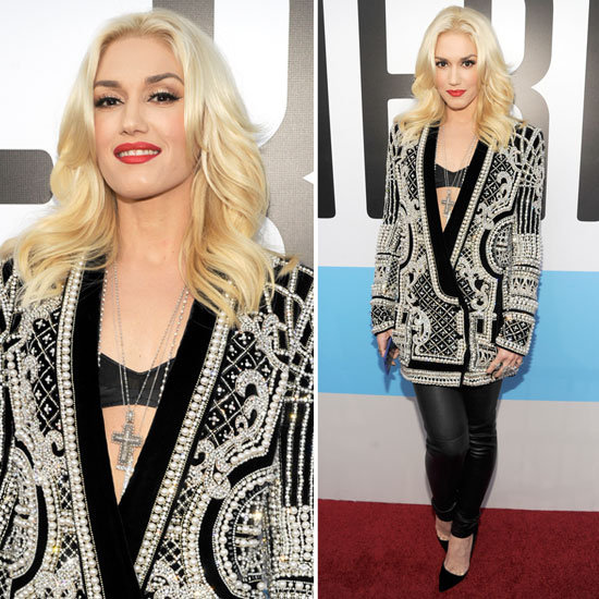 Gwen Stefani at American Music Awards