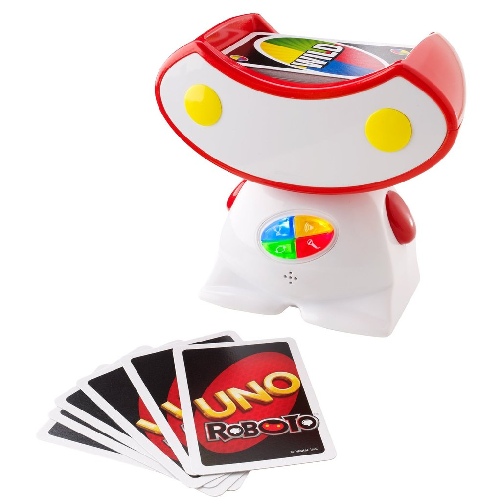 For 6-Year-Olds: UNO Roboto Game