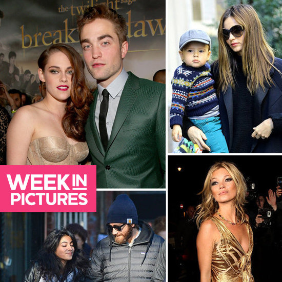 The Week in Pictures: Rob & Kristen, Jake's Mystery Girl, Miranda With Flynn & More!