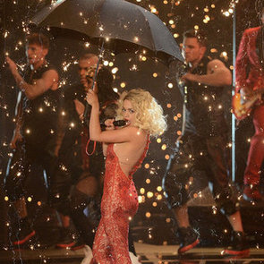 2012 MTV Europe Music Awards Celebrity Performance Pictures