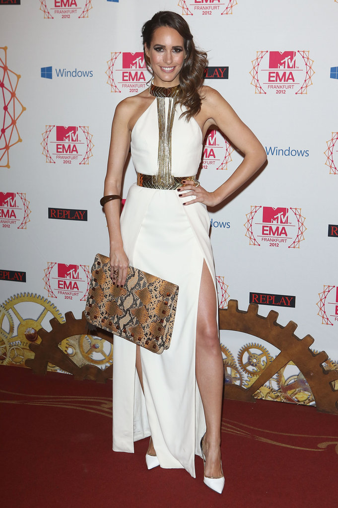Louise Roe in sass & bide.