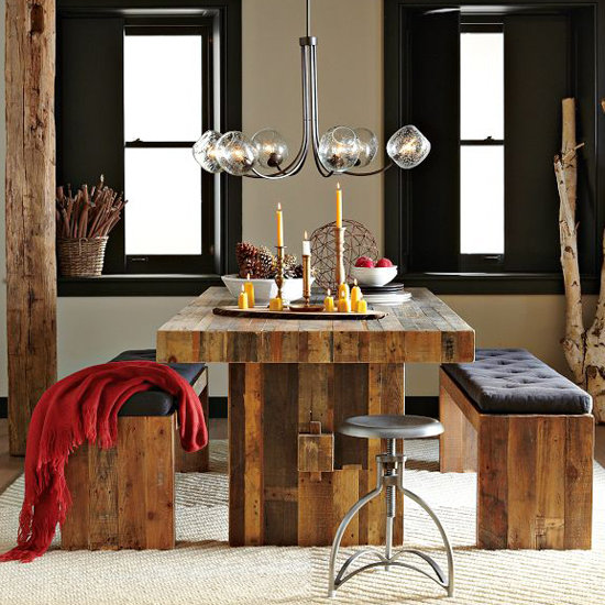 Dining Tables Fall 2012
