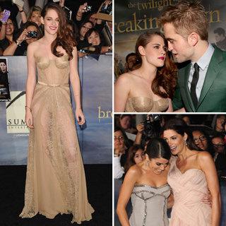 Breaking Dawn Premiere: Kristen Stewart, Robert Pattinson