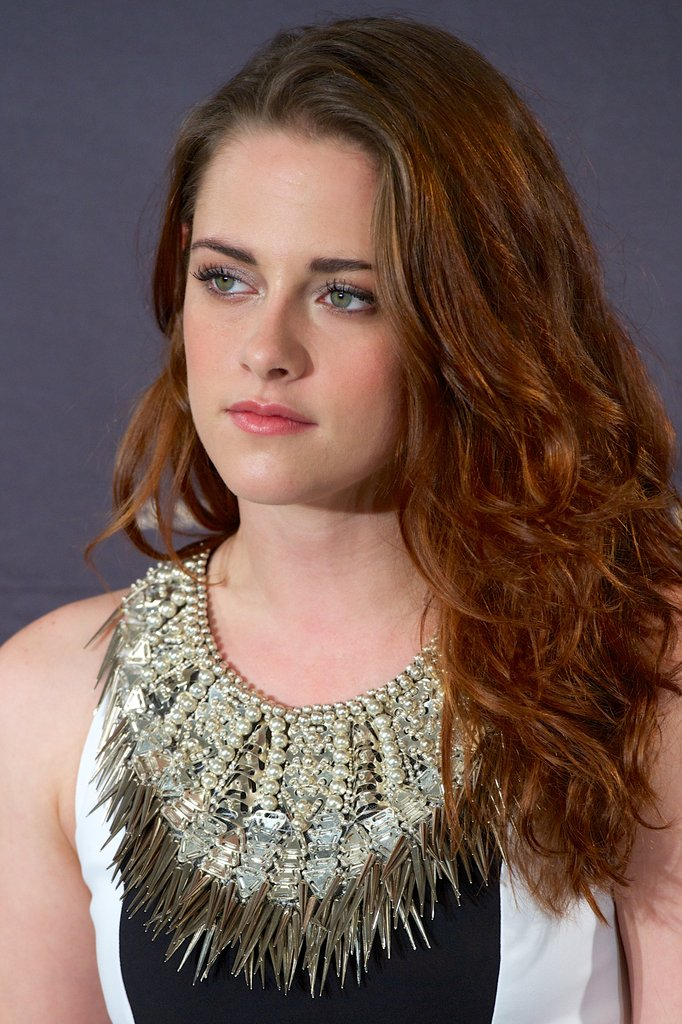 Kristen Stewart stepped out to promote Breaking Dawn — Part 2.