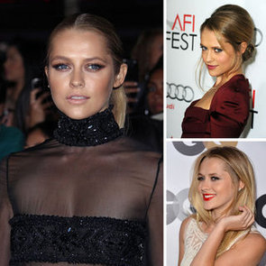 Pictures of Teresa Palmer's Beauty Looks