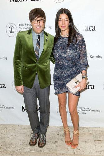 Andrew Bevan and Rebecca Minkoff