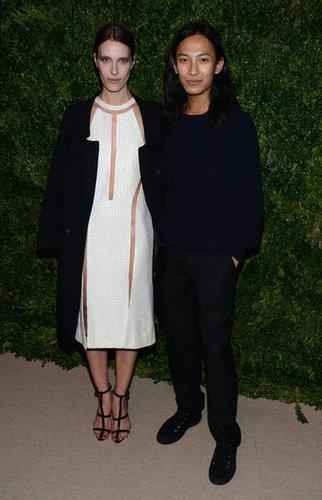 Vanessa Traina and Alexander Wang