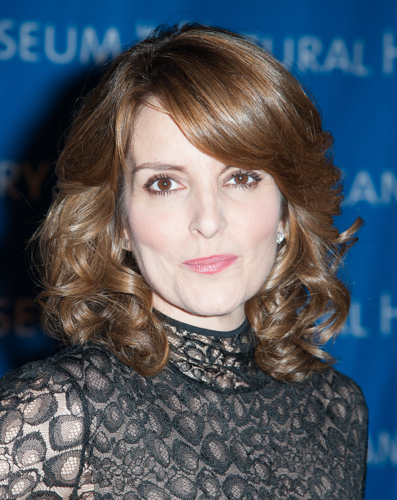 Tina Fey supported the Natural History Museum.