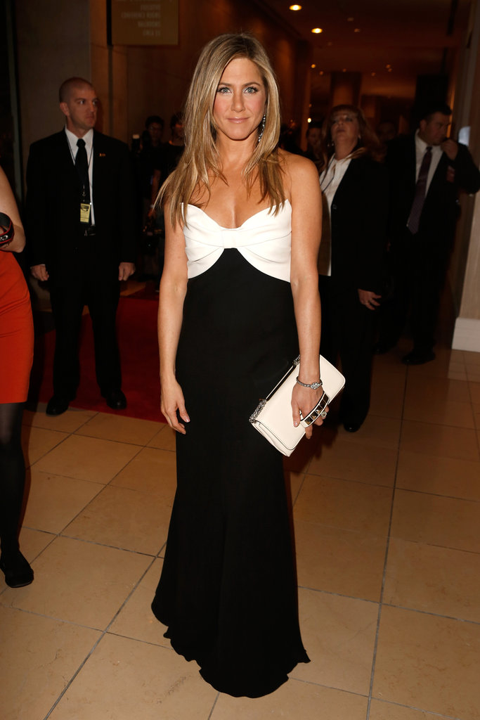Jennifer Aniston was out in LA.