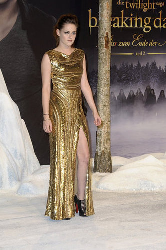 Breaking Dawn Part 2 is #1 — See All the Photos From Twilight's Final Press Tour!