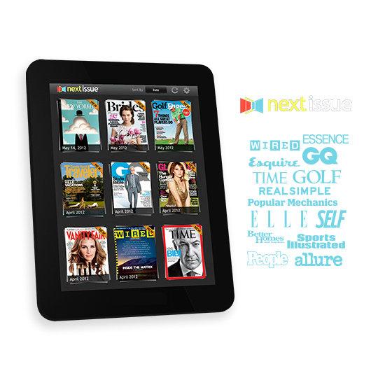 Magazine iPad App