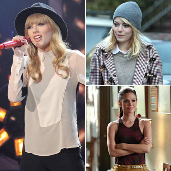 Celebrity Style Recap | Nov. 16, 2012