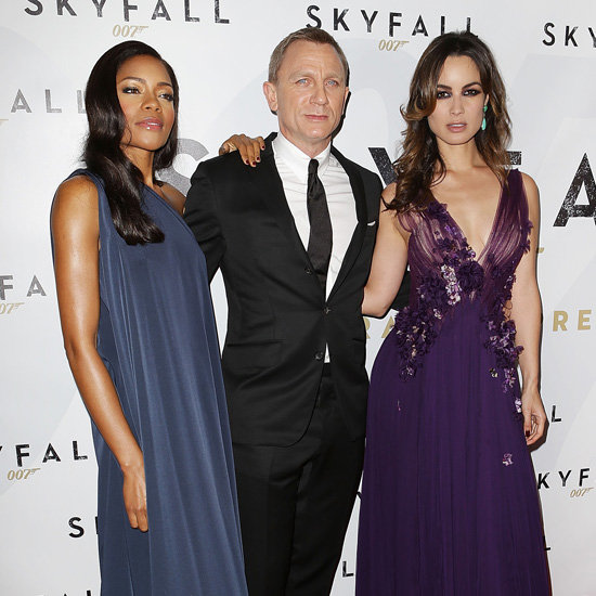 Daniel Craig Pictures at Sydney Skyfall Premiere