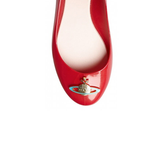 Ballet flat, approx. $106.25, Vivienne Westwood at My Wardrobe