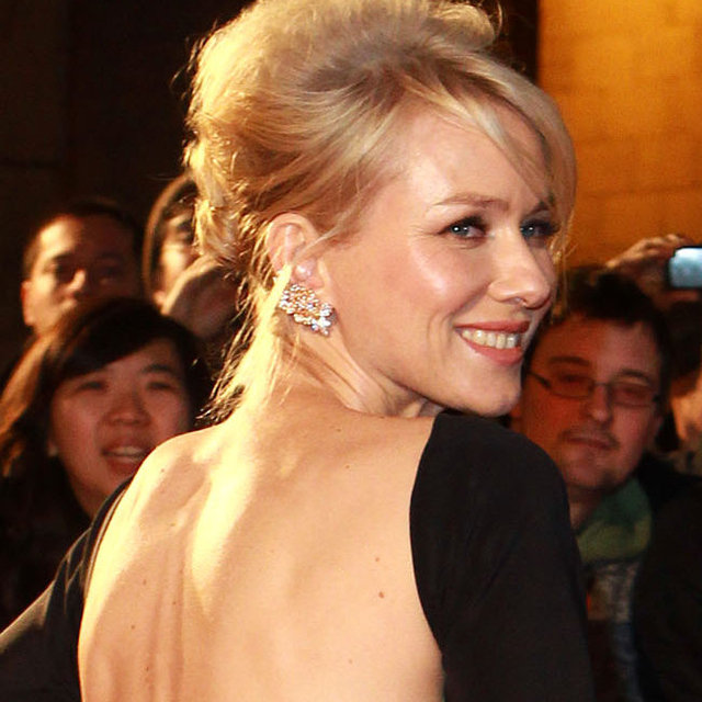 Naomi Watts Pictures at The Impossible London Premiere