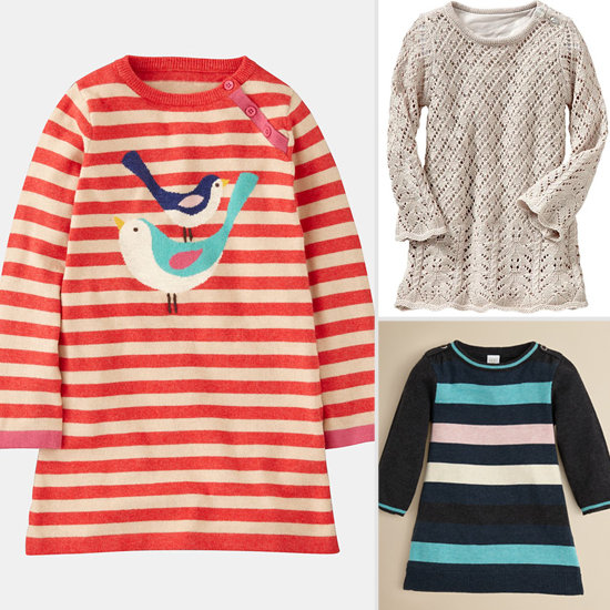 9 Sweater Dresses to Keep Her Cute and Cozy This Winter