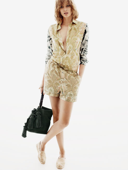 First Look! H&M Heads West For Its Spring '13 Collection