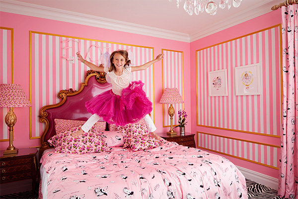 For 8-Year-Olds: A Night in the Eloise Suite at the Plaza Hotel
