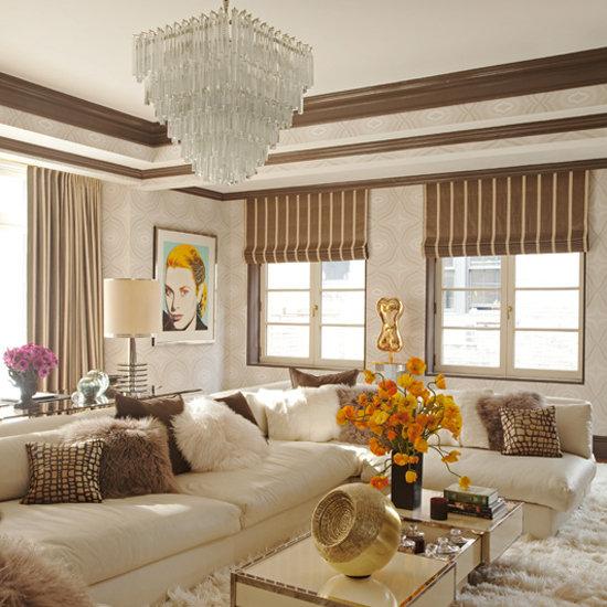 Glamorous Living Room Inspiration