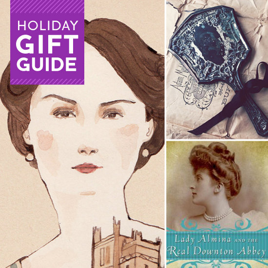 For those of you with a Downton itch you can't scratch, here is the gift guide for you! These unexpected gifts inspired by the show will give fans a holiday to remember, and will help them prep for the return of the series come the new year. Check out TresSugar's favorite Downton Abbey-inspired holiday gifts now!