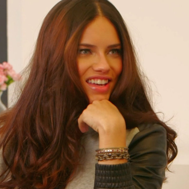 Adriana Lima Video Interview on Body Secrets