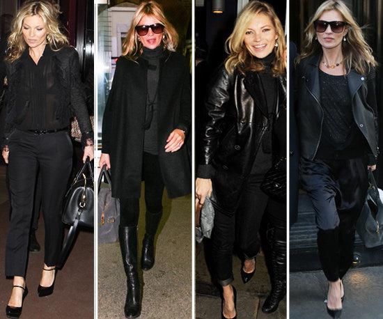 Quelle tenue préférez-vous sur Kate ?