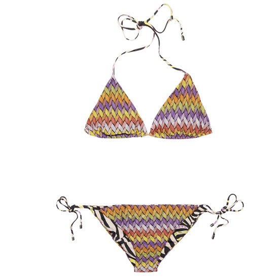 I've always wanted a Missoni tri-bikini. Maybe this year will be the year. — Ali, FabSugar editor Bikini, approx $274, Missoni at Net-a-Porter