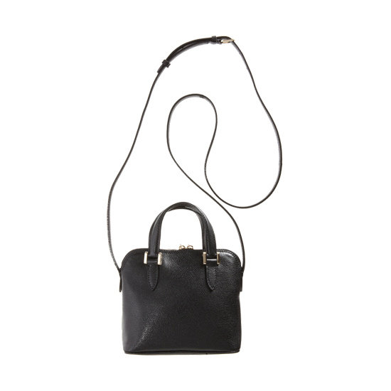 Bag, approx. $1600, Valextra at Barneys