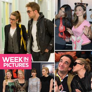 Celebrity Pictures: Rob & Kristen, Miranda Kerr & Flynn