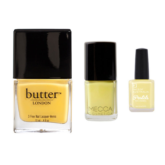 Sunny-side up: 5 polishes to brighten your weekend