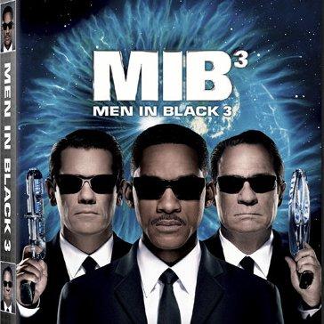 Men in Black 3 DVD Release Date