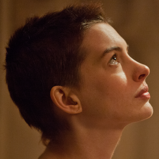 Anne Hathaway's Hair in Les Miserables (Video)