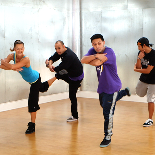 Cardio Dance Workout With the Jabbawockeez