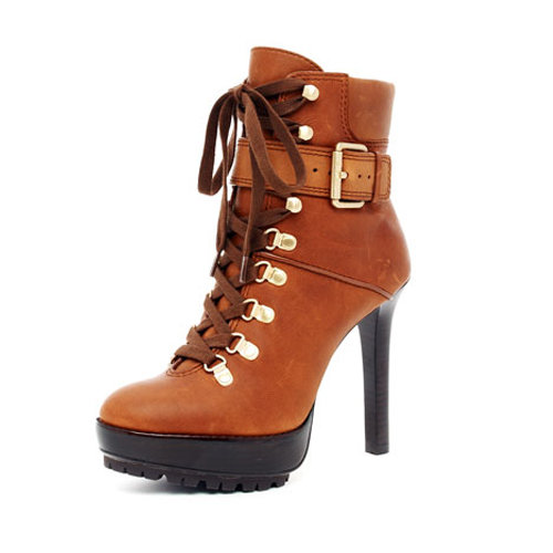 KORS Michael Kors's Meridian Boot ($276, originally $395) is the perfect mix of rugged-meets-downtown chic.