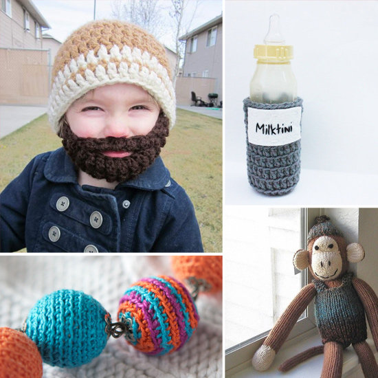 Not Your Grandma's Baby Blanket: 10 Modern Crocheted Finds For Kids