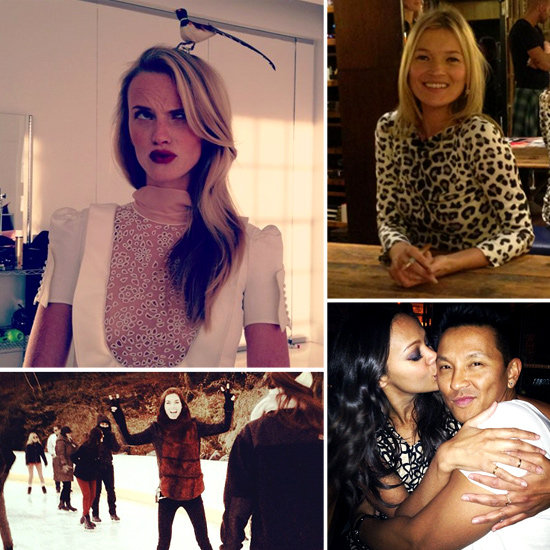 Celebrity Social Media Pictures   Nov. 29, 2012