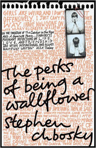 The Perks of Being a Wallflower is a bestselling coming-of-age novel written in 1999 by relatively unknown (at the time) screenwriter Stephen Chbosky. It touches on typical teen subjects like sex, drugs, love and school, and is presented as a series of letters written by main character, Charlie.