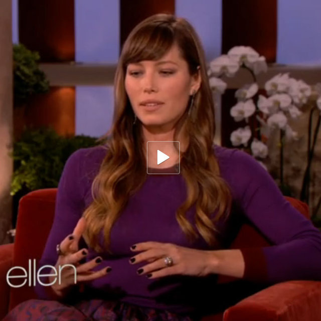 Jessica Biel On Ellen: Justin And Marriage Are Incredible