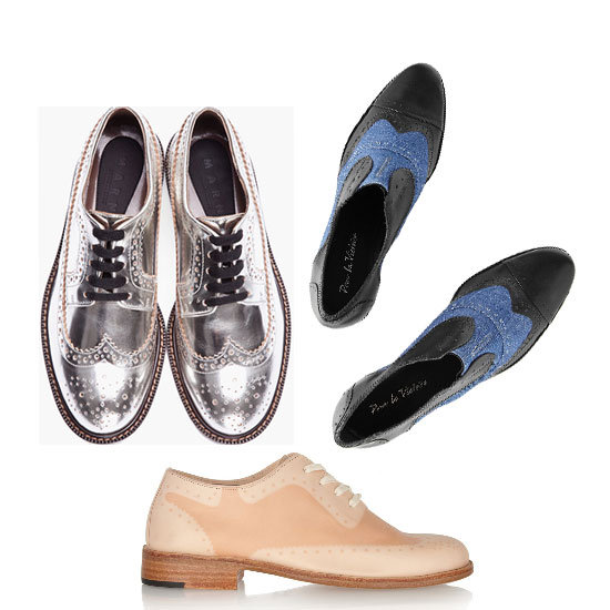 Fab's Fast Five: Summer Brogues